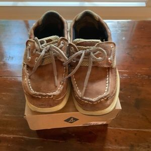 Toddler Boy Sperry Boat Shoe